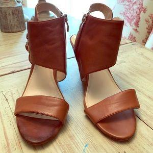Vince Camuto chunky heels